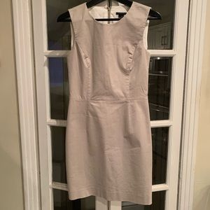 Theory sleeveless cotton dress. Size 2